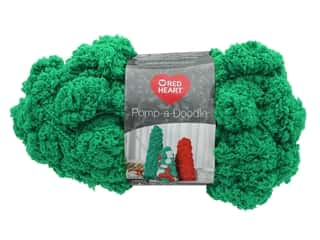 yarn: Coats & Clark Red Heart Pomp A Doodle Yarn 3.5 oz Jolly