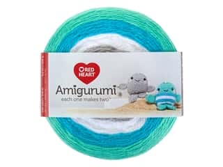 yarn & needlework: Red Heart Amigurumi Yarn 239 yd. Narwhal