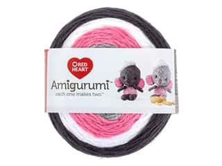 yarn & needlework: Red Heart Amigurumi Yarn 239 yd. Elephant