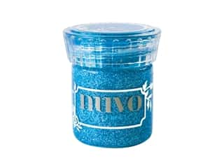 scrapbooking & paper crafts: Nuvo Glimmer Paste 1.7 oz. Sapphire Blue