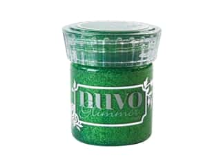 Nuvo Glimmer Paste 1.7 oz. Emerald Green