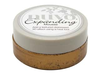 Nuvo Expanding Mousse Mustard Seed 2.2 oz
