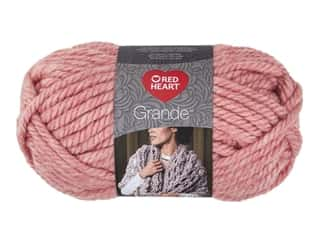 yarn & needlework: Coats & Clark Red Heart Grande Yarn 5.29 oz Apricot 46 yd (3 skeins)