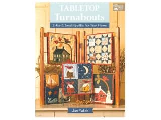 books & patterns: That Patchwork Place Tabletop Turnabouts Book