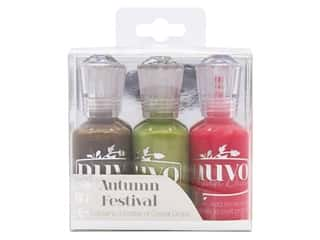 Nuvo Crystal Drops 3 pc. Autumn Festival