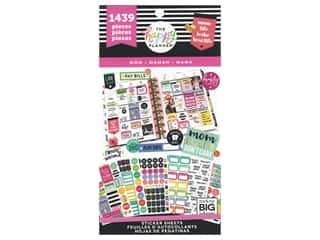 Me&My Big Ideas Happy Planner Sticker Value Pack Mom Job