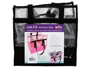 scrapbooking & paper crafts: Totally Tiffany Lois 2.0 Tote Black