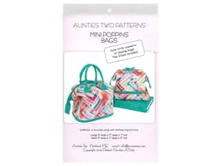 Aunties Two Mini Poppins Bag Pattern