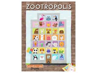 books & patterns: Sassafras Lane Designs Zootropolis Book