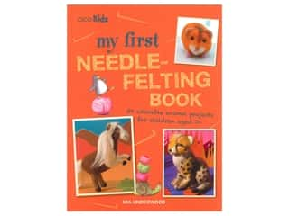 Cico My First Needle-Felting Book