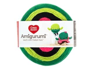 yarn & needlework: Red Heart Amigurumi Yarn 239 yd. Cactus
