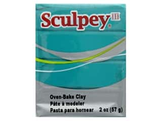 craft & hobbies: Sculpey III Clay 2 oz Teal
