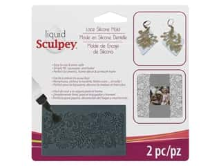 Sculpey Mold Bakeable Silicone Lace