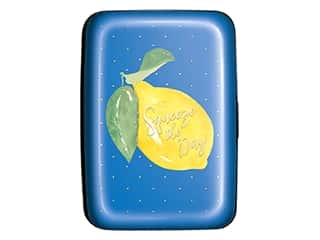 Lady Jayne Credit Card Case Lemon Squeeze