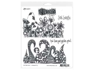 scrapbooking & paper crafts: Ranger Dylusions Cling Stamp Set Just Breathe