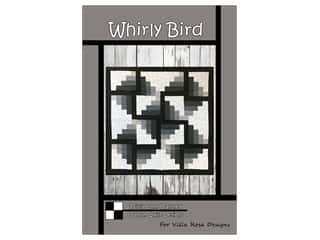 Villa Rosa Designs Orphan Quilt Whirly Bird Pattern