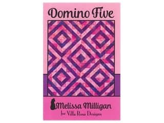 Villa Rosa Designs Melissa Milligan Domino Five Pattern