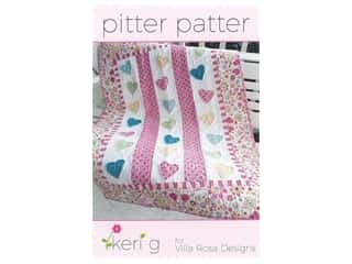 books & patterns: Villa Rosa Designs Keri G Pitter Patter Pattern
