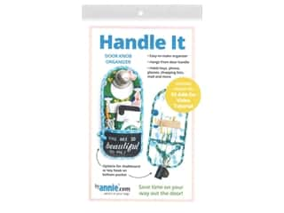 By Annie Handle It Pattern