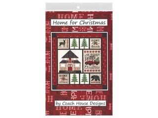 books & patterns: Coach House Designs Home For Christmas Pattern