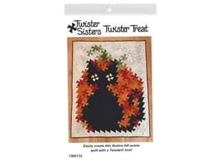 books & patterns: Twister Sisters Twister Treat Pattern