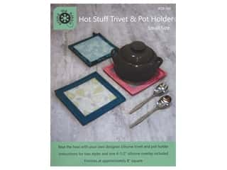 Around The Bobbin Hot Stuff Trivet & Pot Holder Small Pattern