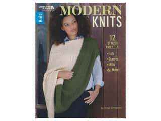 Leisure Arts Modern Knits Book