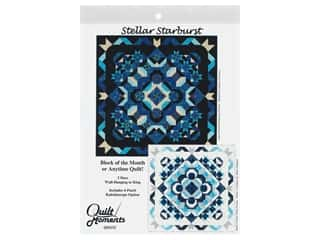 Quilt Moments Stellar Starburst Block Of The Month Pattern