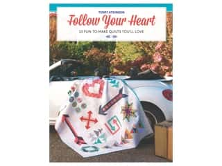 Atkinson Designs Follow Your Heart Book