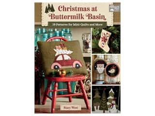 books & patterns: That Patchwork Place Christmas At Buttermilk Basin Book