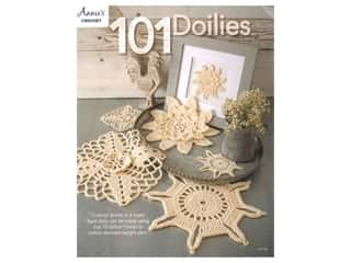 books & patterns: Annie's 101 Doilies Book