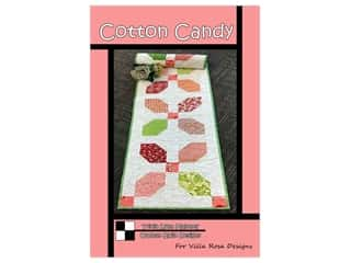 Villa Rosa Designs Orphan Quilt Cotton Candy Pattern