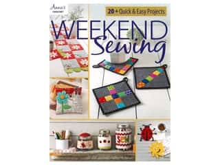 Weekend Sewing Book