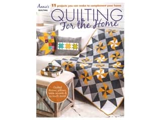 Annie's Quilting For The Home Book