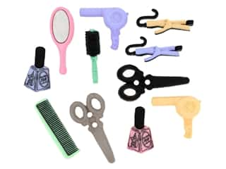 craft & hobbies: Jesse James Dress It Up Embellishments Professional A Cut Above