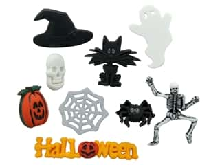 craft & hobbies: Jesse James Dress It Up Embellishments Memory Mate Halloween