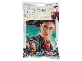 beading & jewelry making supplies: Perler Fused Bead Kit Warner Bros Harry Potter 3500 pc