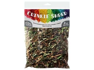 craft & hobbies: PA Essentials Crinkle Shred 2 oz. Camo