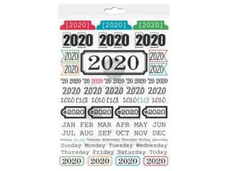 SRM Press Sticker Year Of Memories 2020