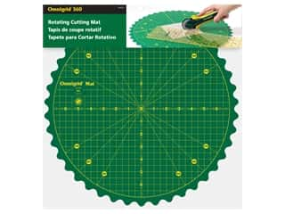 Omnigrid Revolving Cutting Mat 14 in.