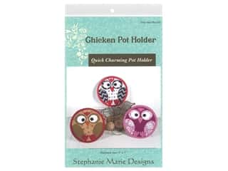 Stephanie Marie Designs Chicken Pot Holder Pattern
