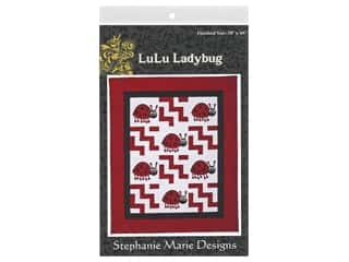 Stephanie Marie Designs LuLu Ladybug Pattern