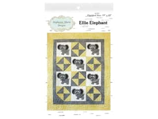 Stephanie Marie Designs Ellie Elephant Pattern