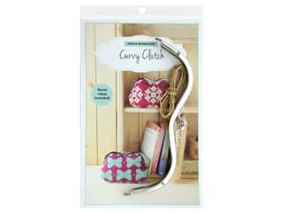 books & patterns: Zakka Workshop Kit Curvy Clutch