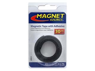 craft & hobbies: The Magnet Source Flexible Magnetic Tape 1/2 x 30 in.