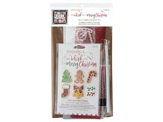 projects & kits: Kimberbell We Whisk You A Merry Christmas Embellishment Kit