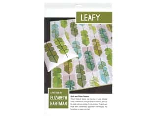 books & patterns: Elizabeth Hartman Leafy Pattern