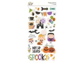 Simple Stories Collection Say Cheese Halloween Chipboard 6 in. x 12 in.