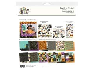 Simple Stories Collection Say Cheese Halloween Essentials Kit
