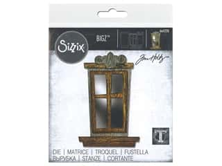 scrapbooking & paper crafts: Sizzix Dies Tim Holtz Bigz Window Frame
